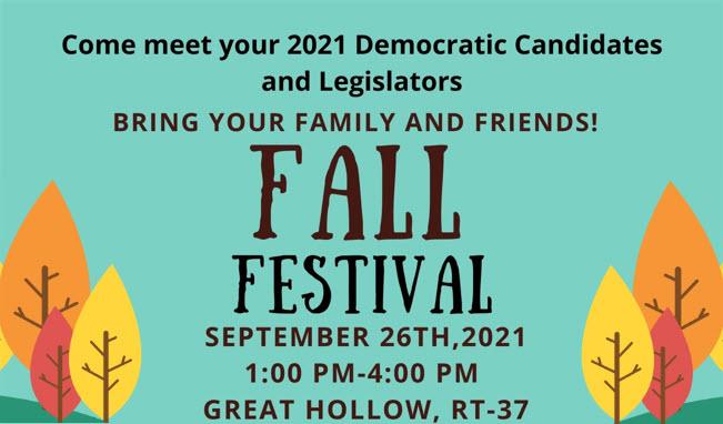 Fall Festival Key Image