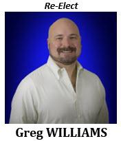 Greg Williams 2021
