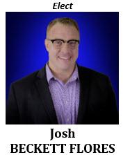 Josh Beckett Flores 2021