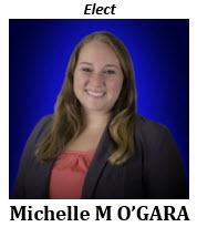 Michelle M O'Gara 2021