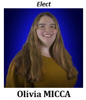 Olivia Micca 2021